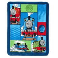 "Thomas the Tank ""Track Star"" Fleece Throw"