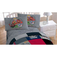 Disney Muppets 3pc Twin Bed Sheet Set