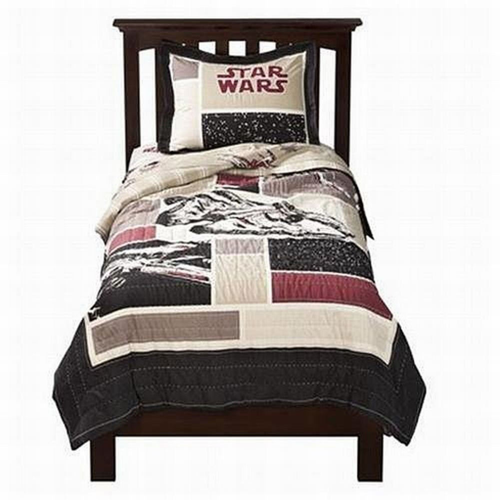 Star Wars Quilt Fullqueen Bed Set Full Size Bedding
