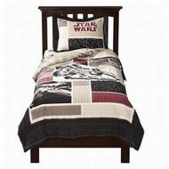 Star Wars Quilt  Full Queen Bed Set