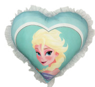 "Disney Frozen ""Heart"" Decorative Pillow"