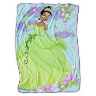Disney Princess and the Frog Twin Blanket