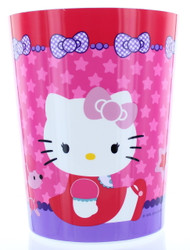 Sanrio Hello Kitty Bathroom Wastebasket