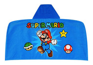 Super Mario World Hooded Towel Wrap