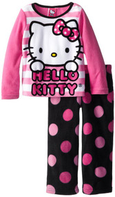Hello Kitty Little Girls 2pc Pajama Set