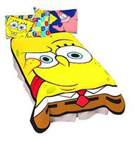 Nickelodeon SpongeBob SquarePants Twin Blanket