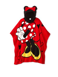 Disney Minnie Mouse Toddler Hooded Poncho