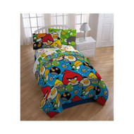 Angry Birds Twin Full Comforter