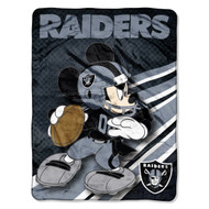 "Disney Mickey Mouse ""Raiders"" Blanket"