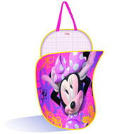 Minnie Mouse Pop N Play Laundry Tote