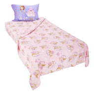 "Disney Sofia the First ""Princess in Training"" Twin Sheet Set"