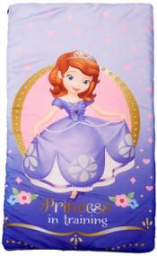 "Disney Sofia The 1st ""Princess in Training"" Slumber-Bag"