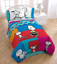 "Peanuts ""Just Be"" Twin/Full Comforter"