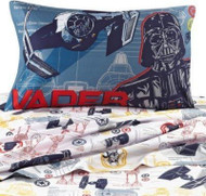Disney Star Wars 'Characters' Twin Sheet Set