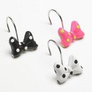 Disney Minnie Mouse Neon 12-pk. Shower Hooks