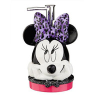 Disney Diva Minnie Mouse Lotion Pump