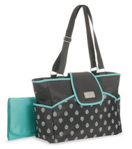 Carter's Carry It All Tote Fern Print Diaper Bag