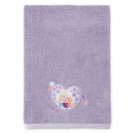 Disney Frozen Applique Bath Towel