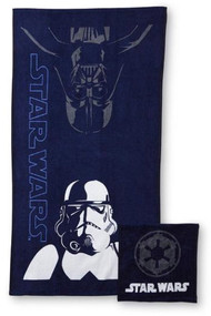 Star Wars Bath Towel and Washcloth Set
