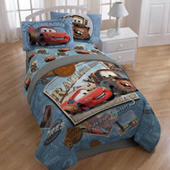 Disney/Pixar Cars 'Tune Up' Full Size Sheet Set