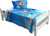 "Disney Planes ""On Your Mark"" Twin/Full Bedding Comforter"