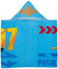"Disney/Pixar Planes ""Fire and Rescue"" Hooded Towel"