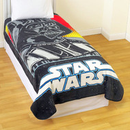 Star Wars Plush Darth Vader Blanket