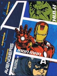 Marvel the Avengers Micro Throw Blanket
