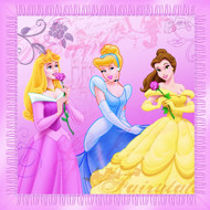 Disney Princesses Silk Elegance Decorative Pillow