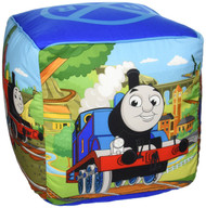 Thomas The Tank Engine Coral Fleece Ottoman