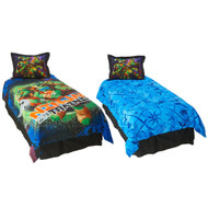 Nickelodeon Teenage Mutant Ninja Turtle Twin Comforter