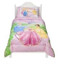 "Disney Princess ""Jeweled Fantasy"" Comforter - Twin"