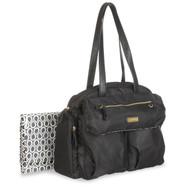 Carter's Duffle Diaper Bag, Black