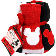 Mickey Mouse Decorative Washcloths - 6 Pack