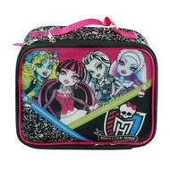 Monster High 3D Insulated Lunch Bag