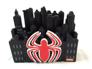 Marvel Spiderman City Skyline Toothbrush Holder