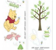 "Disney Winnie the Pooh ""ABC"" Wall Decals"