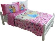 Disney Princess Royal Garden with Tiana Comforter, Full