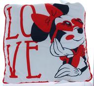 "Disney Minnie ""Skinny Madem"" Decorative Pillow"