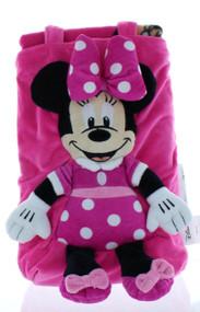 Disney Minnie Bowtique Snuggle Pillow Tote
