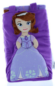 Disney Sofia the 1st Snuggle Pillow Tote