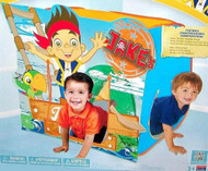 Disney Jake & the Never Land Pirates Hide N Play Indoor Playhut