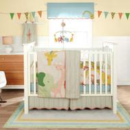 BananaFish MiGi Little Circus 3 pc Crib Set