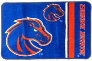 "NCAA Boise State University Bath Rug Door Mat 20"" x 30"""