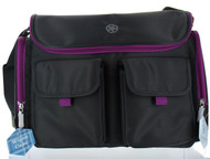 Jeep Sports Pockets Duffle Diaper Bag