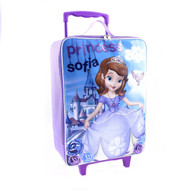 Disney Sofia The First Pilot Case, Purple, One Size