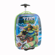Nickelodeon Teenage Mutant Ninja Turtles Team Hard Shell Luggage, Blue, One Size