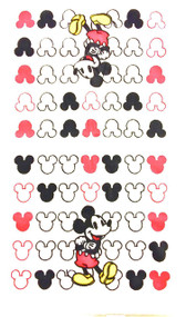 Mickey Mouse Decorative Bath Collection - Hand Towel