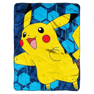 Pokemon Super Plush Throw