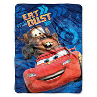 Disney's Cars City Limits Plush Blanket, 46 by 60-Inch